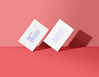 Personal — Business Cards