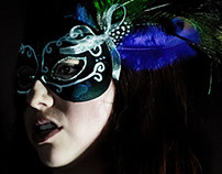Masquerade Ball - Portrait Shoot