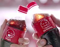 Coca-Cola - Share a Coke, Share a Feeling