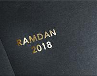 RAMADAN 2018 Calligraphy & Typography