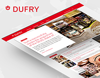 DUFRY – Global News Platform