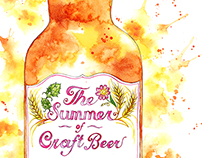 Stylist: The Summer of Craft Beer