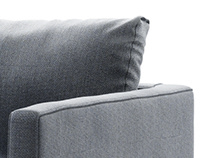 Sofa 3d visualization