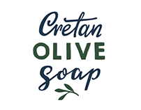Cretan OLIVE Soap- School Assignment