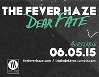 """The Fever Haze """"Dear Fate"""" Facebook Header"""