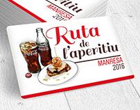 Ruta de aperitivos Coca-Cola