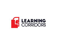 Learning Corridors - Branding and Illustration