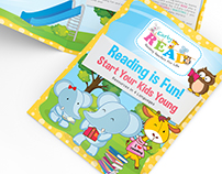 NLB Early Read Reading is Fun booklet