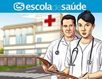 ESCOLA DE SAÚDE