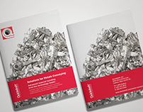 Quickdraft Solutions for Metals Conveying Brochure