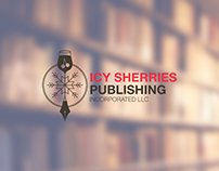 Icy Sherries Publishing Logo and Business Cards