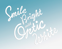 Smile Bright with Optic White