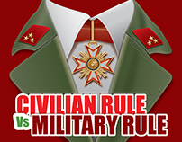 Civilian Rule & Military Rule