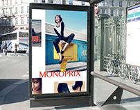 MONOPRIX | Fashion Campaign AW12
