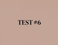 Test #6
