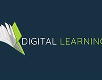 Logo For Digital Learning PTCL