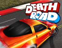 DEATH ROAD GAME ICON