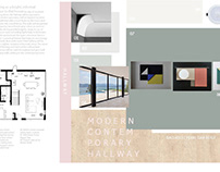 Moodboards - Design Proposal, Ground Floor Renovation