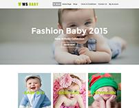 WS Baby WooCommerce WordPress Theme