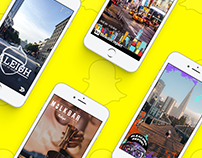 Active Snapchat Geofilters
