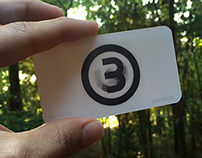 BW Design - Lenticular Business Card