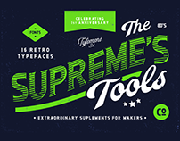 The Supreme's Tools