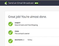 A simpler way to send an email campaign