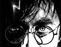 Illustration - Harry Potter