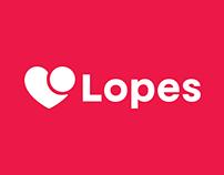 Lopes rebrand