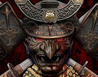 Exodus - Samurai T-Shirt
