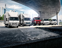FUSO Canter | Ads