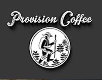 Provision Coffee: Visual Identity