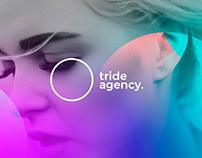Tride Agency 2019 - Branding