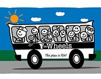 Y on Wheels