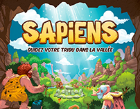 Sapiens boardgame