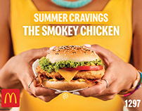McDonald's Summer Cravings
