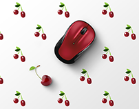 Red Cherry - Identity & Website Design