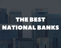 The Best National Banks
