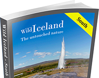 """My Books """"WILD ICELAND"""" published 10th of March 2015"""