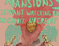 Many Mansions Poster
