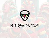 Brigada Vitor Jara | Rebranding