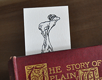 Dall Sheep Bookmark