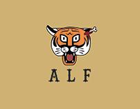 Animal Liberation Front - Branding Identity