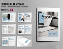 InDesign Business Proposal