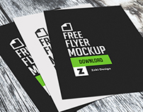 Free Flyer Mock-Up