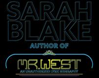Sarah Blake Reading flyer