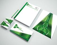 Logo, business card and logo animation