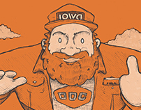 Aaron Draplin Lecture Poster
