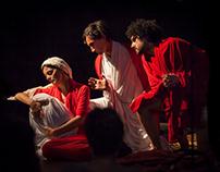 Tableaux vivants - Caravaggio