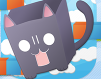 Kitten Fall - App Game